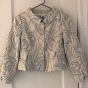 Anthropologie Jacket - Tabitha Size